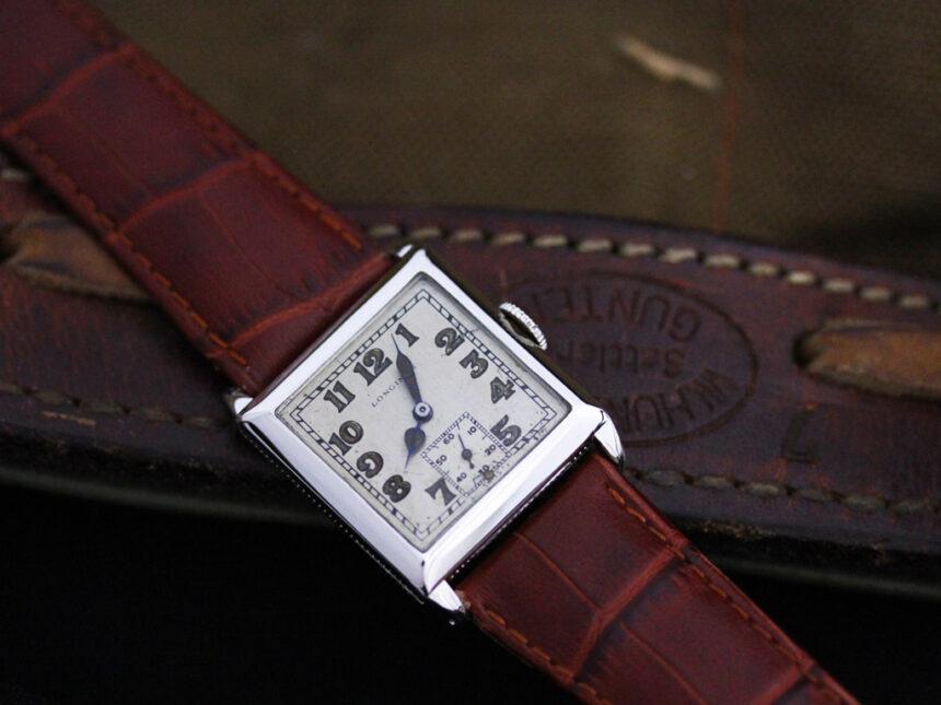 ロンジンのアンティーク腕時計-W1381-3