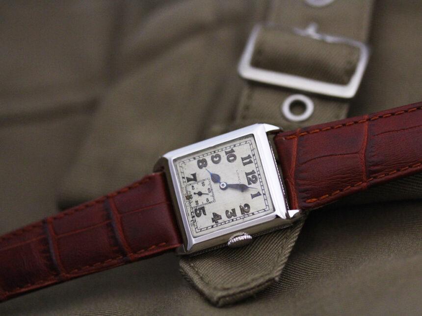 ロンジンのアンティーク腕時計-W1381-4
