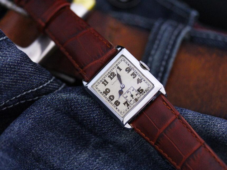 ロンジンのアンティーク腕時計-W1381-5