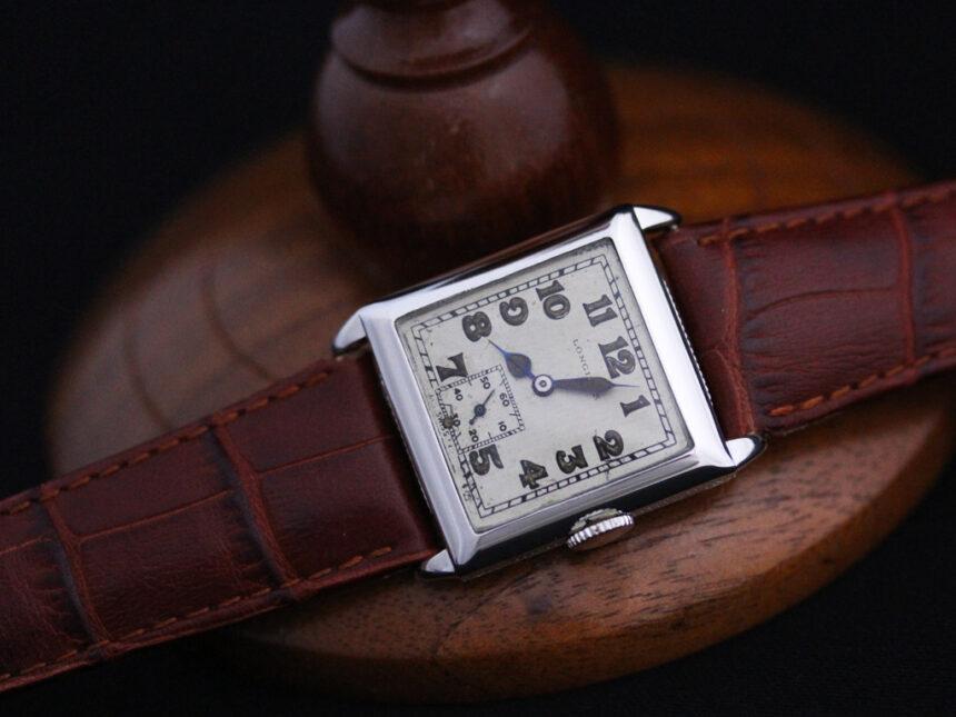 ロンジンのアンティーク腕時計-W1381-7