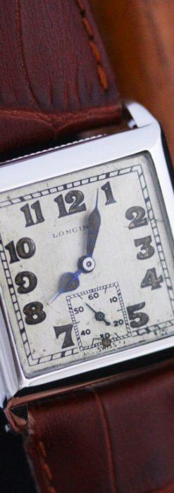 ロンジンのアンティーク腕時計-W1381-8