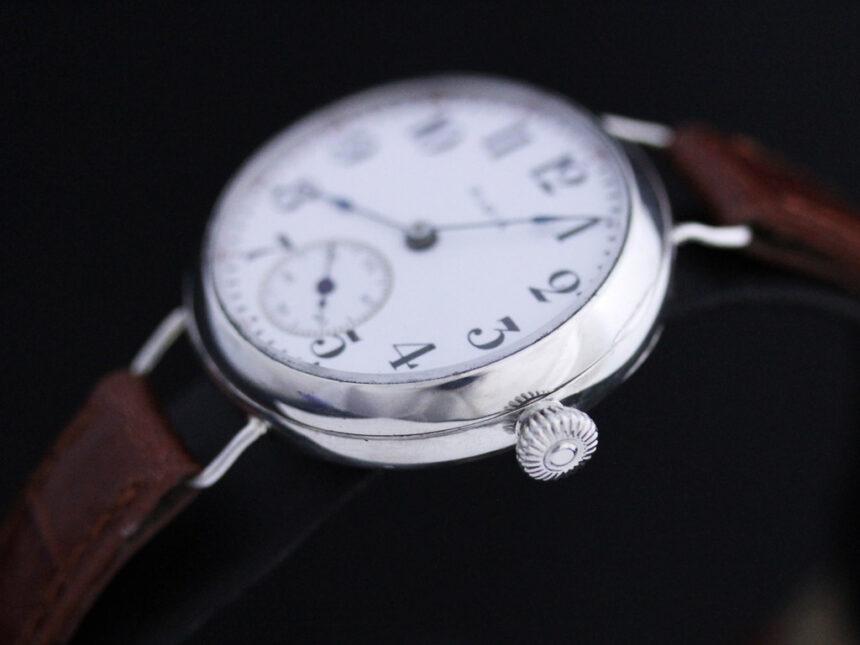 エルジンのアンティーク腕時計-W1383-17