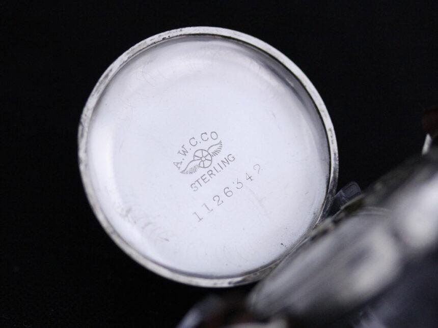 エルジンのアンティーク腕時計-W1383-19
