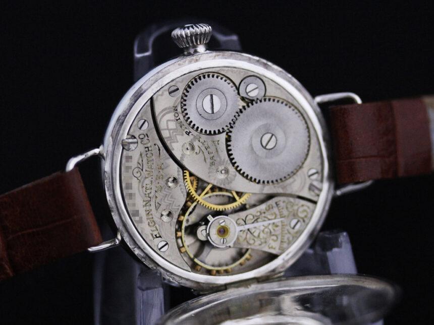 エルジンのアンティーク腕時計-W1383-20