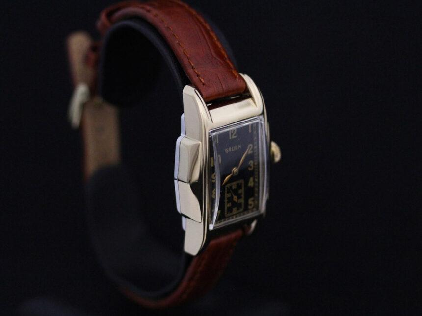 グリュエンのアンティーク腕時計-W1385-16