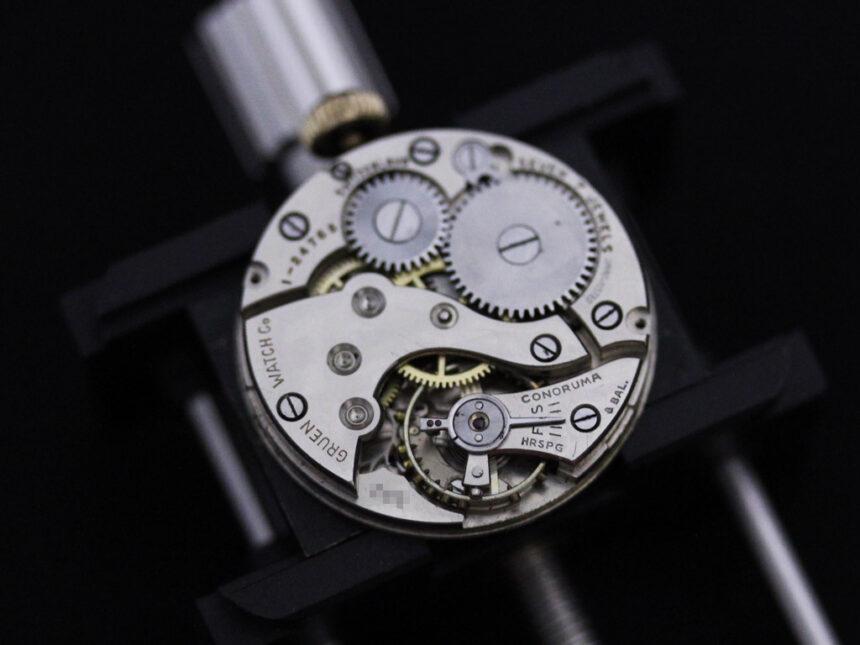 グリュエンのアンティーク腕時計-W1385-20