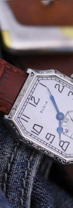 グリュエンのアンティーク腕時計-W1387-1