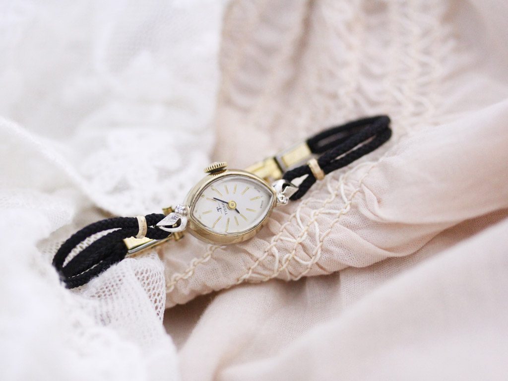 ティソのアンティーク腕時計-W1388-1