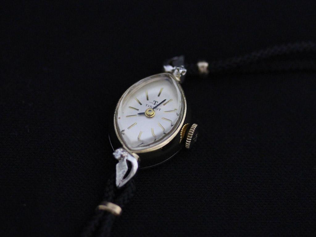 ティソのアンティーク腕時計-W1388-10