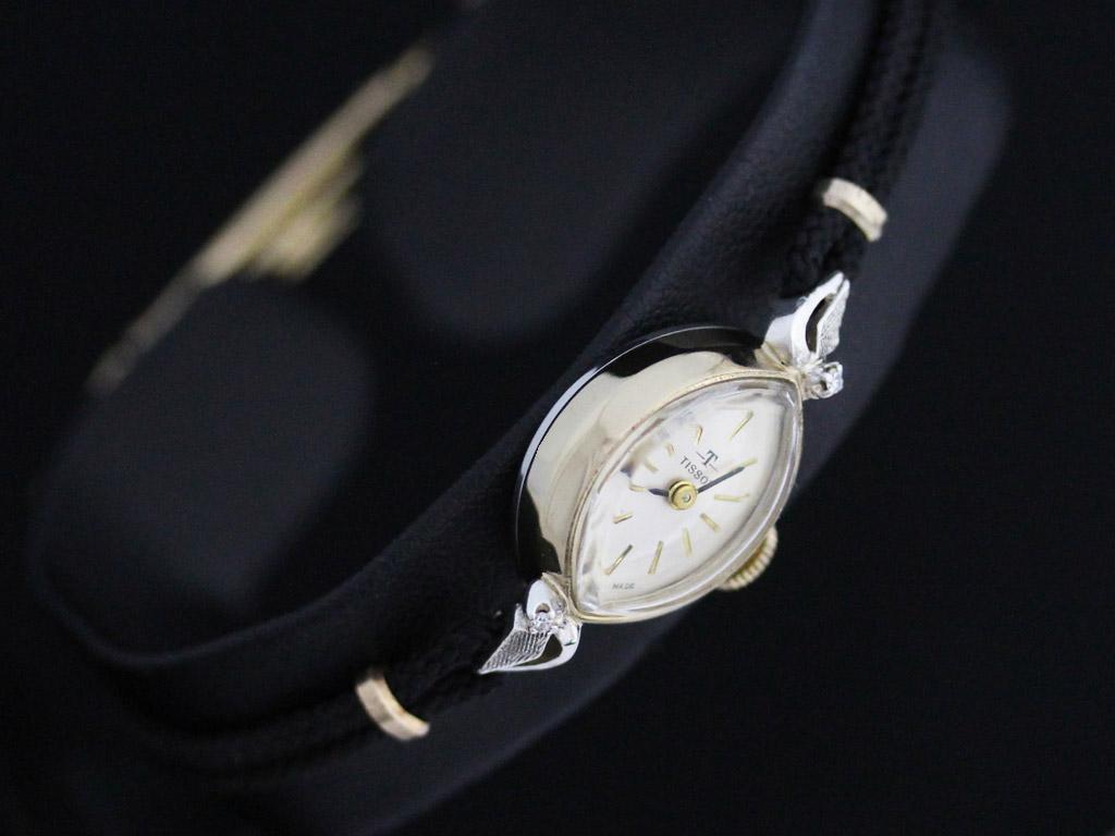 ティソのアンティーク腕時計-W1388-12