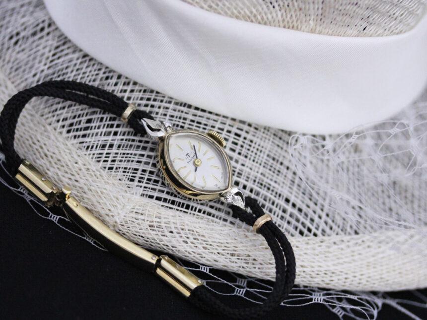ティソのアンティーク腕時計-W1388-2