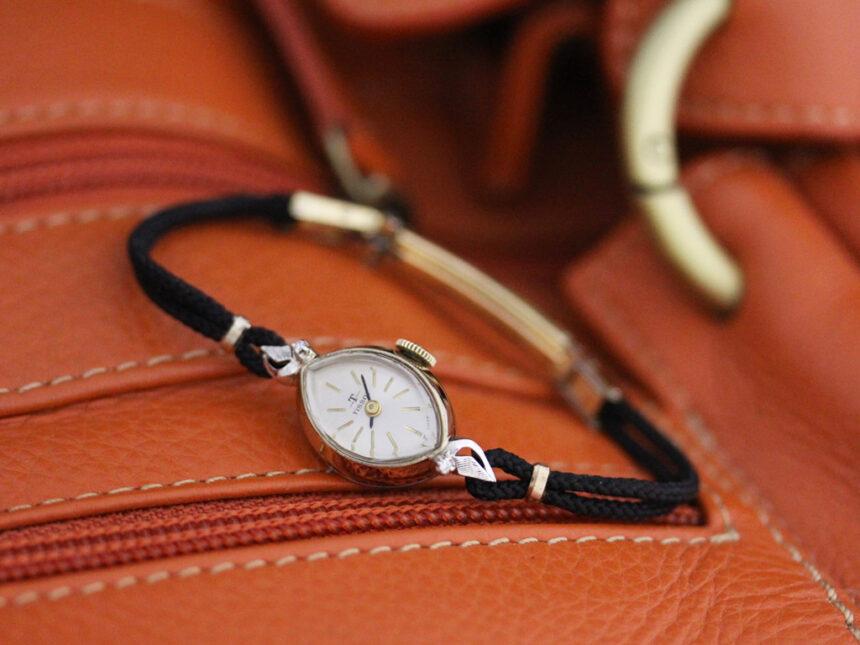 ティソのアンティーク腕時計-W1388-4