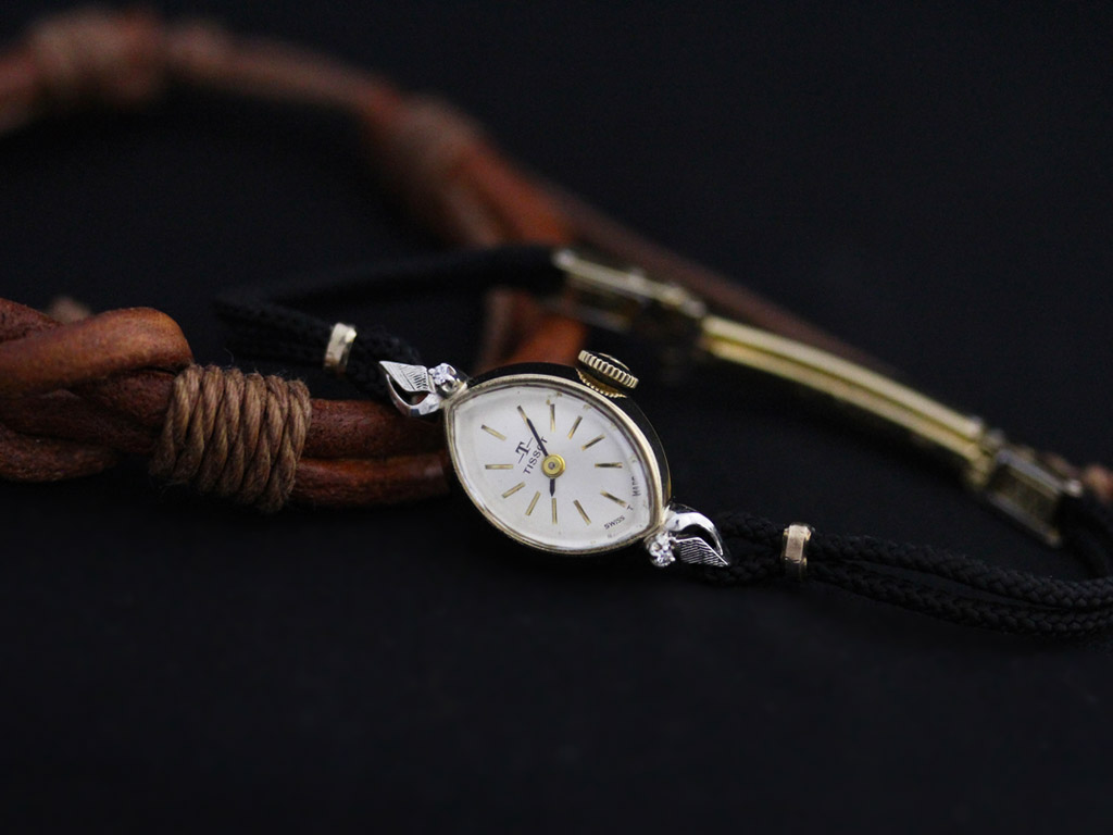 ティソのアンティーク腕時計-W1388-5
