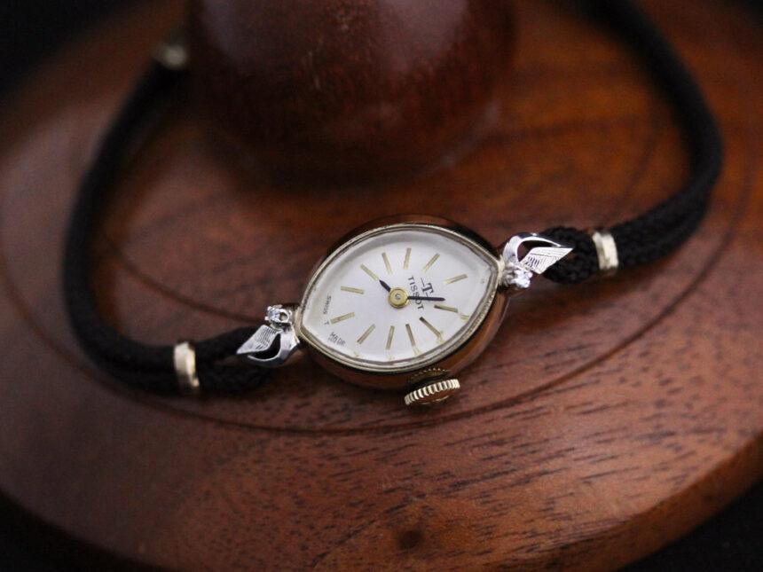 ティソのアンティーク腕時計-W1388-6