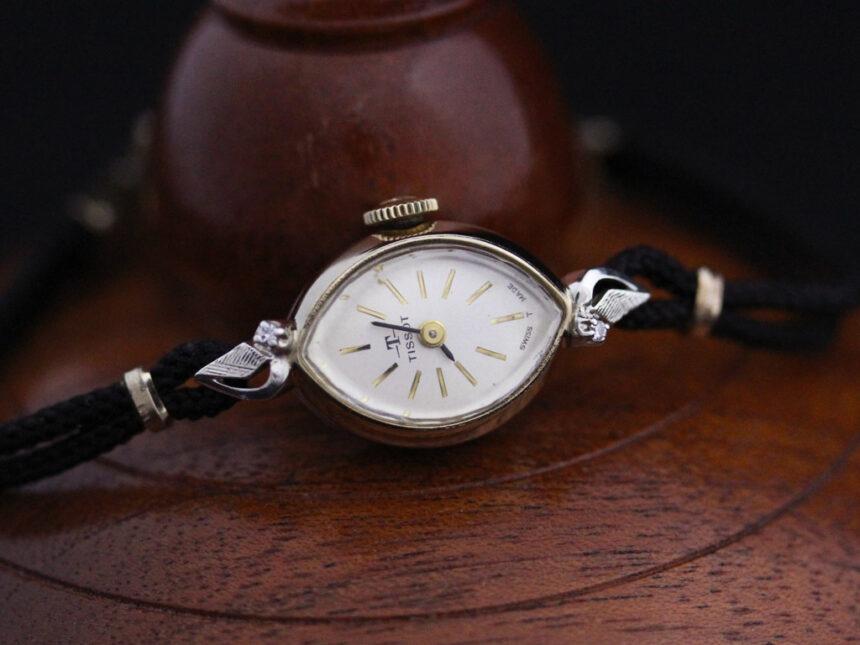 ティソのアンティーク腕時計-W1388-7