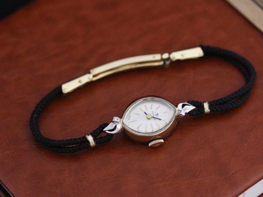 ティソのアンティーク腕時計-W1388-8