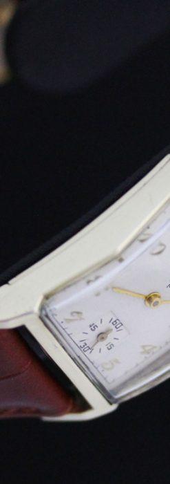 エルジンのアンティーク腕時計-W1389-2
