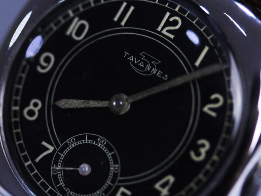 タバンのアンティーク腕時計-W1390-1