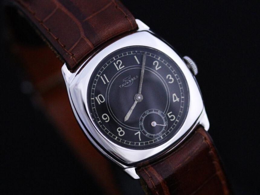 タバンのアンティーク腕時計-W1390-12