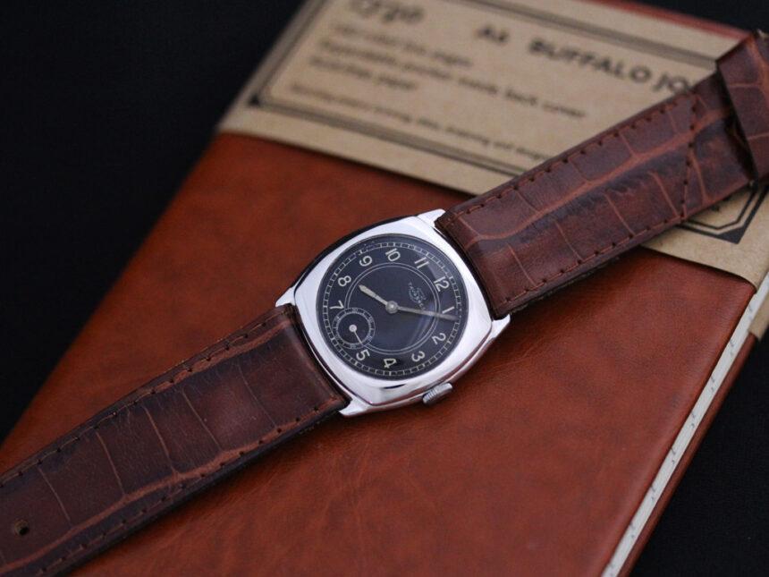 タバンのアンティーク腕時計-W1390-16