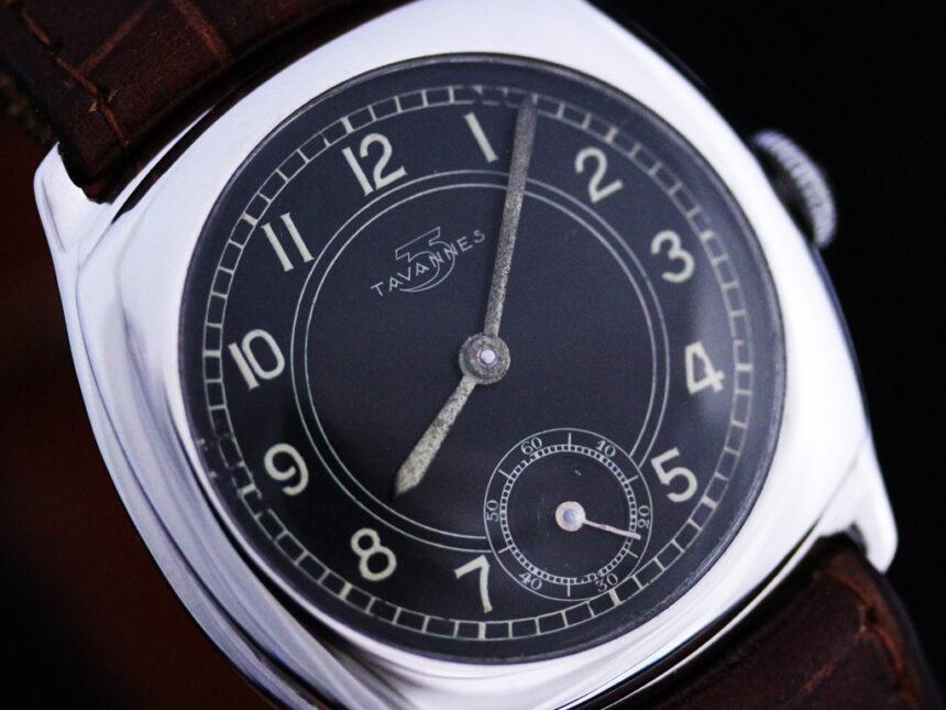 タバンのアンティーク腕時計-W1390-17