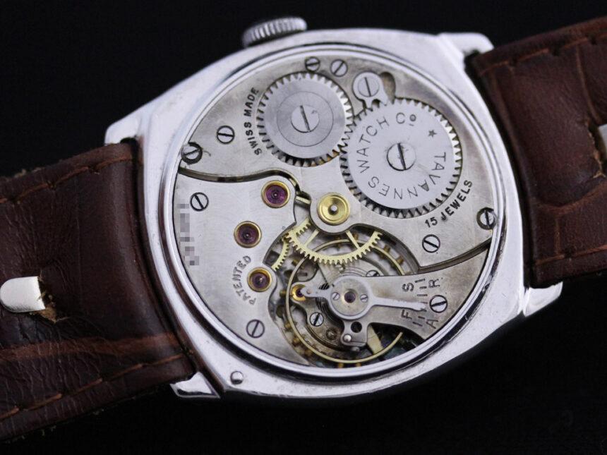 タバンのアンティーク腕時計-W1390-21