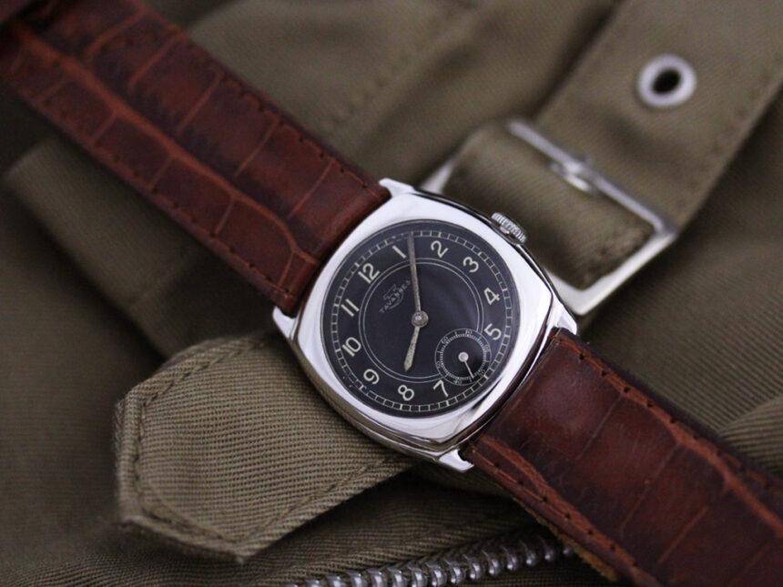 タバンのアンティーク腕時計-W1390-3