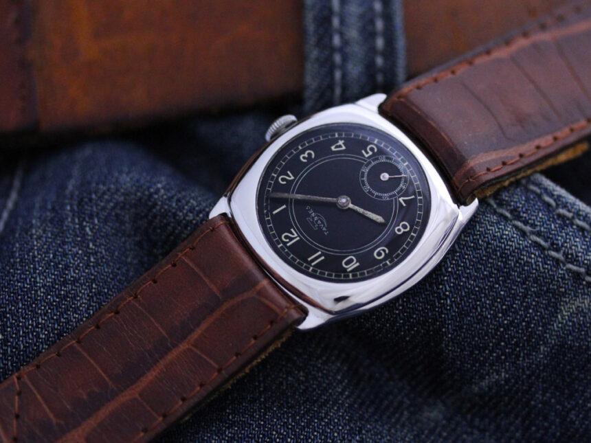 タバンのアンティーク腕時計-W1390-4