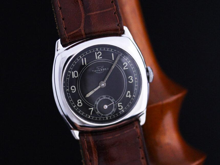 タバンのアンティーク腕時計-W1390-8
