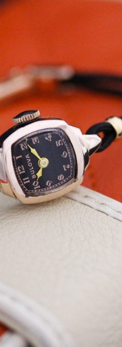 ブローバのアンティーク腕時計-W1391-1