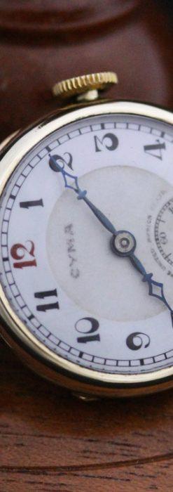 シーマのアンティーク腕時計-W1392-3