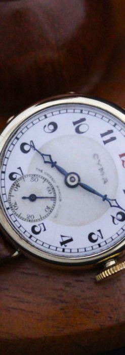 シーマのアンティーク腕時計-W1392-4