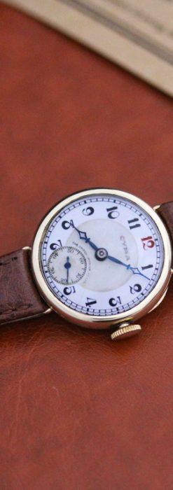 シーマのアンティーク腕時計-W1392-8
