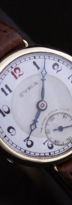 シーマのアンティーク腕時計-W1392-9