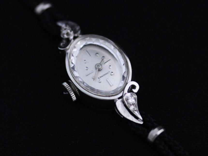 ロンジンのアンティーク腕時計-W1393-11