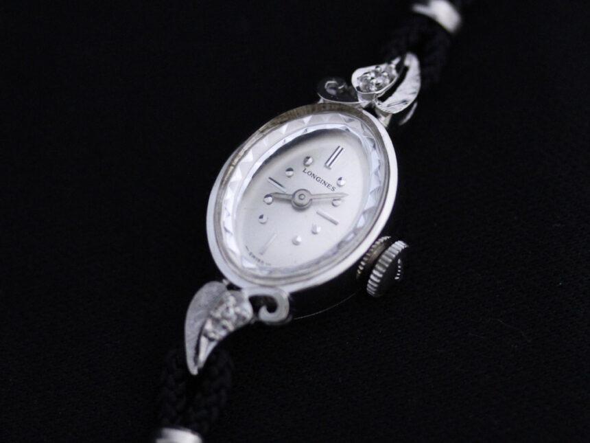 ロンジンのアンティーク腕時計-W1393-12