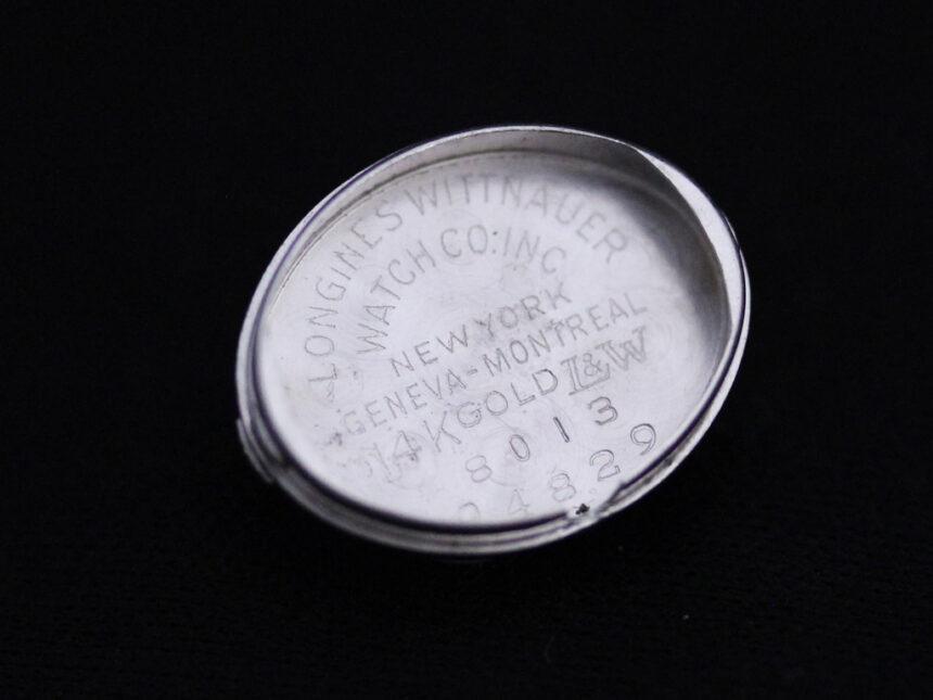 ロンジンのアンティーク腕時計-W1393-15