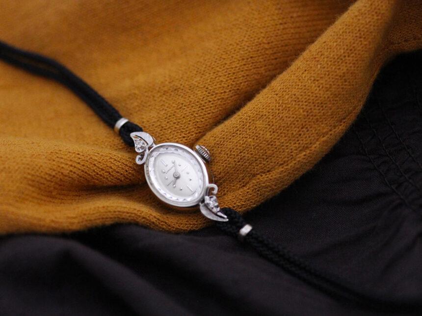 ロンジンのアンティーク腕時計-W1393-2