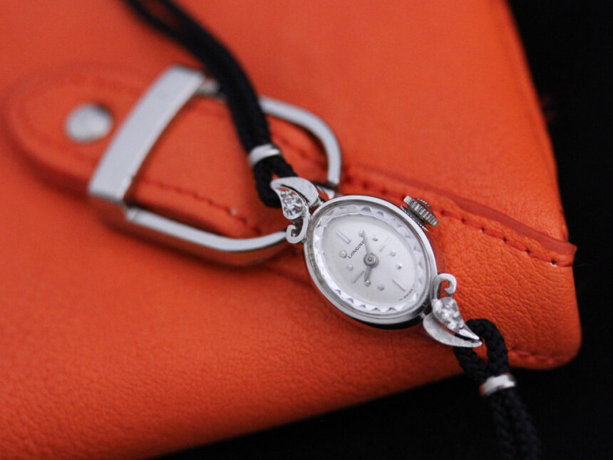 ロンジンのアンティーク腕時計-W1393-3