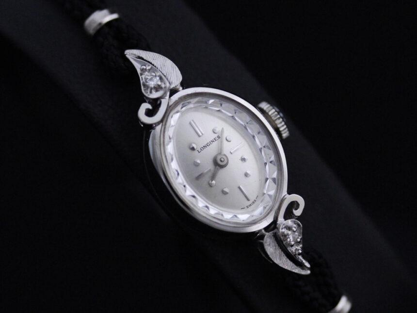 ロンジンのアンティーク腕時計-W1393-6