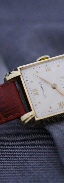 ロンジンのアンティーク腕時計-W1394-1