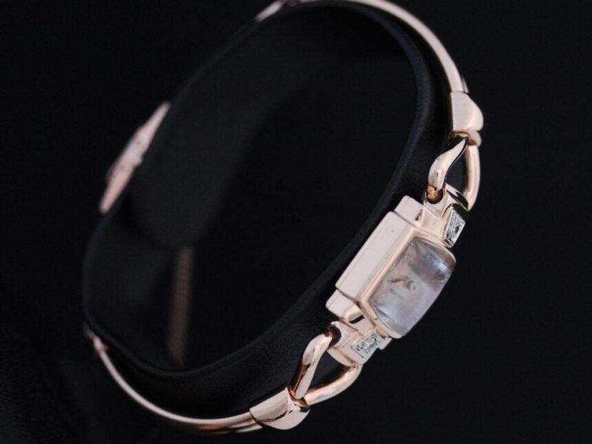 グリュエンの女性用アンティーク腕時計-W1396-13