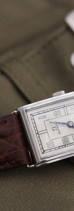 オメガのアンティーク腕時計-W1398-2
