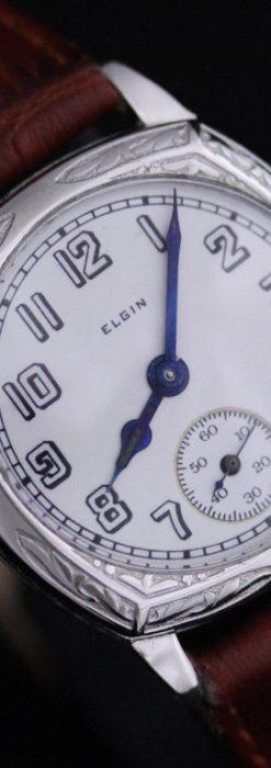 エルジンのアンティーク腕時計-W1399-14