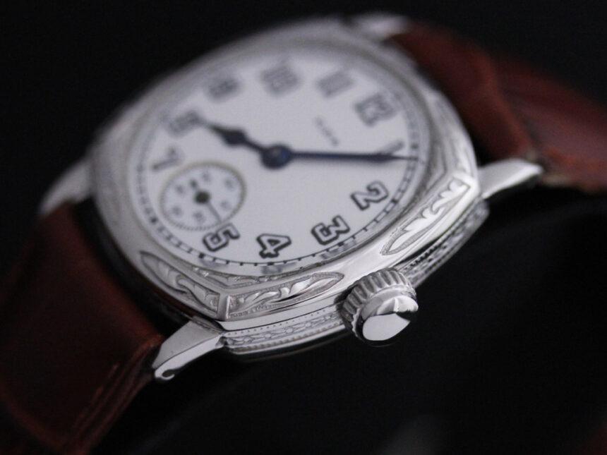 エルジンのアンティーク腕時計-W1399-15