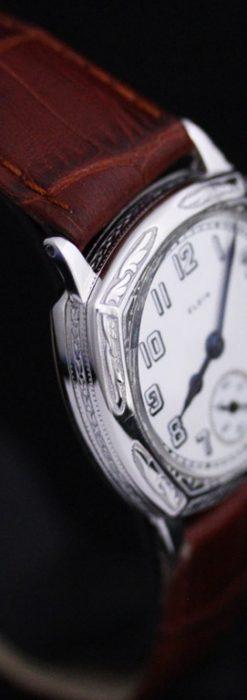 エルジンのアンティーク腕時計-W1399-16