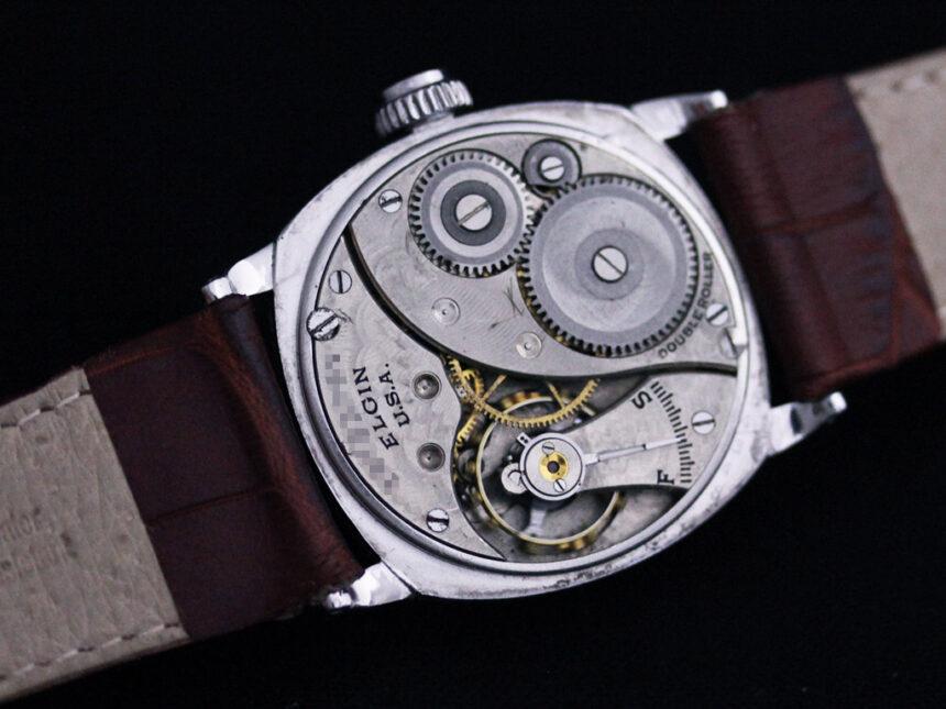 エルジンのアンティーク腕時計-W1399-20