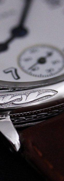 エルジンのアンティーク腕時計-W1399-9