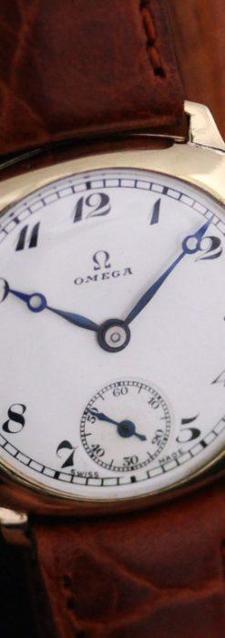 オメガのアンティーク腕時計-W1401-13