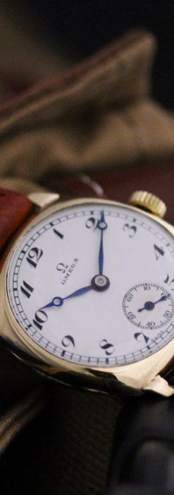 オメガのアンティーク腕時計-W1401-2